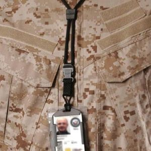 Blackhawk! Tactical lanyard for ID